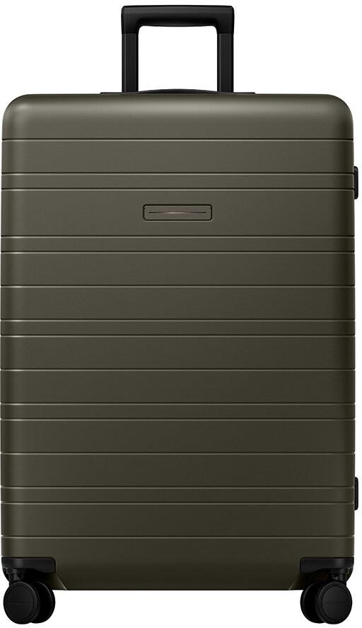 Horizn Studios Smart Hard Shell Suitcase - Dark Olive - Large