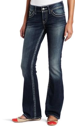 Silver Jeans Juniors Suki Bootcut Jean