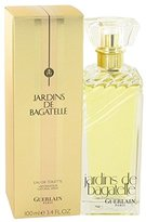 Guerlain Jardins De Bagatelle by 3.4-Ounce 100ml Edt Spray