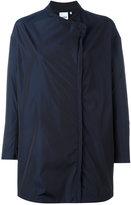 Aspesi minimal asymmetric front jacket - women - Polyester - S