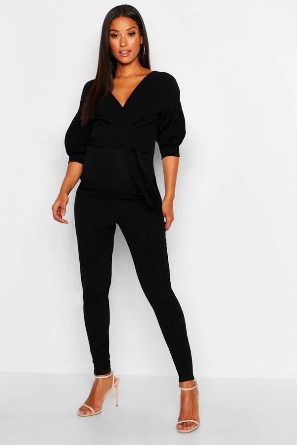 f8491f6303050 boohoo Maternity Pants - ShopStyle