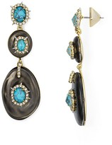 Alexis Bittar Liquid Satin Drop Earrings