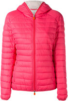 Save The Duck - hooded puffer jacket - women - Nylon/Polyester - 2