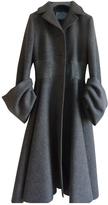 Prada Large Cuff Coat