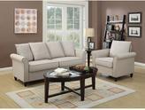 Pulaski Furniture Hayden Beige Polyester Sofa