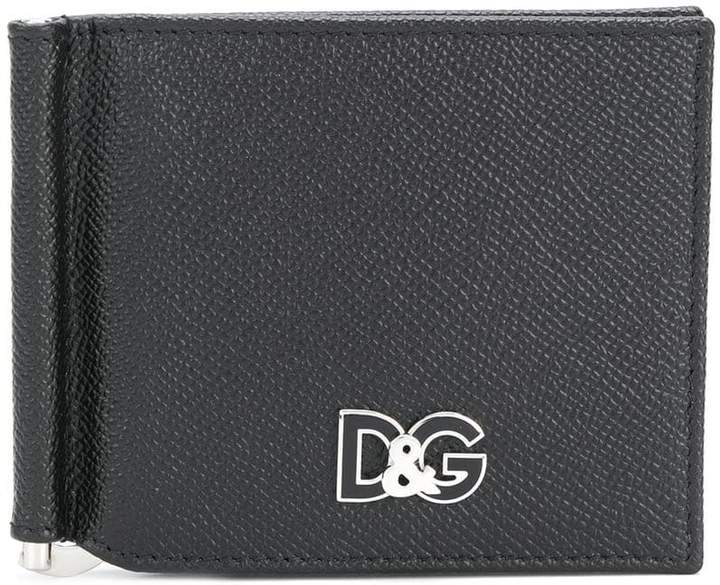 Dolce & Gabbana bifold wallet with money clip