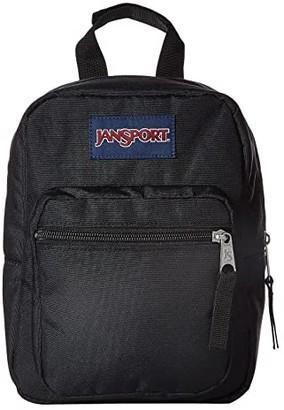 JanSport Big Break (Black) Backpack Bags