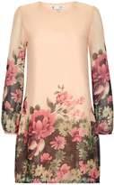 Yumi Floral Tunic Dress