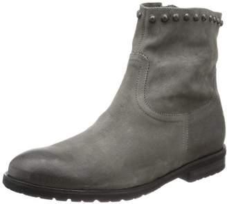 Kennel und Schmenger Schuhmanufaktur Stone, Womens Cowboy Boots, Grey (Granit), (38 EU)