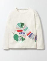 Boden Wildlife Patchwork T-Shirt
