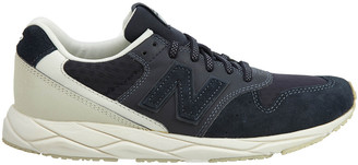 New Balance Life Style Suede-Trim Sneaker