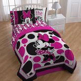 """Minnie """"Rock the Dots"""" Bedding Collection"""