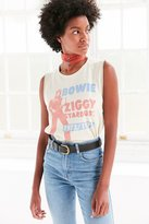 Junk Food Clothing David Bowie Muscle Tee