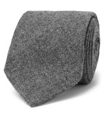 Drakes Drake's 8cm Knitted Cashmere Tie
