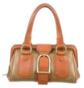 Celine Bicolor Frame Bag