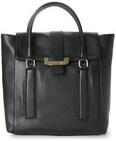 French Connection Black Ellen Tote