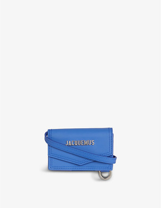 Jacquemus Le Porte mini leather cross-body bag