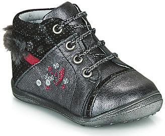 Catimini ROULETTE girls's Mid Boots in Grey