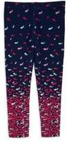 Vineyard Vines Toddler's, Little Girl's & Girl's Gradient Scattered Whale Leggings