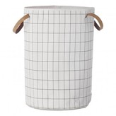 ferm LIVING Grey Basket - Large Model - 40x60cm