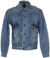(+) People + PEOPLE Denim outerwear - Item 42569552