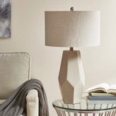 Madison Home USA Faceted Geometric Table Lamp