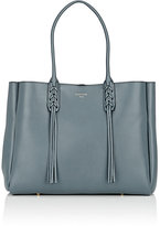 Lanvin Women's Tasseled-Handle Small Shopper Tote Bag