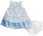 Sweet Heart Rose Lace Trapeze Dress, Baby Girls (0-24 months)
