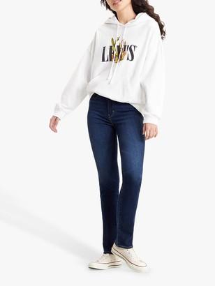 Levi's 724 High Rise Straight Jeans, Bogota Calm