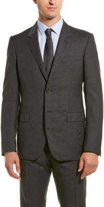 Lanvin 2Pc D8 Evolution Wool Suit