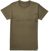 Visvim Printed Cotton-Jersey T-Shirt