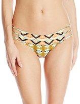 Volcom Women's Native Drift Cheeky Bikini Bottom