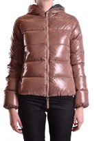 Duvetica Women's Brown Polyamide Down Jacket.