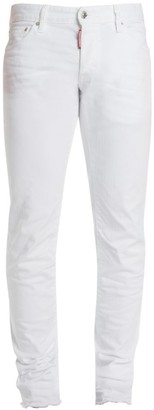 DSQUARED2 Slim-Fit Bull Jeans