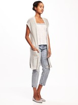 Old Navy Lightweight Super Long Cardi for Women