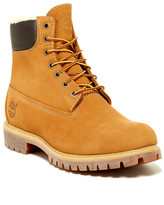 Timberland Premium Faux Shearling Lined Waterproof Boot