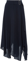 A.L.C. Charles Belted Midi Skirt