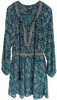 The Kooples Blue Silk Dress for Women