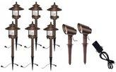 Westinghouse Ledhill Low Voltage Landscape Remington 8-Piece LED Light Set ( Color )