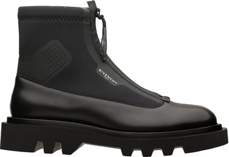 Givenchy Zip Fastening Ankle Boots