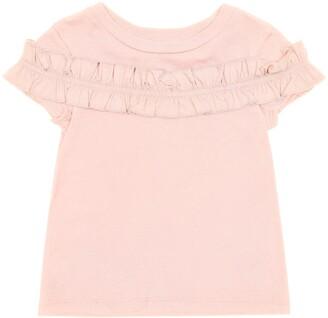 Habitual Amiyah Horiz Ruffled T-Shirt