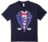 Kids American Patriot Tuxedo 4th July Independence Day 12
