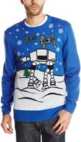 Star Wars Men's Snow Flight Sweater