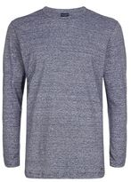Paul & Shark Linen Cotton Long Sleeve T-Shirt