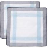 Garnier Thiebaut Bagatella Soie Cotton Cushion Covers (Set of 2)