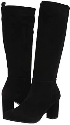 Blondo Tale Waterproof (Black Suede) Women's Boots