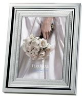 """Vera Wang Wedgwood With Love Silver Photo Frame (5"""" x 7"""")"""