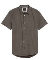 Quiksilver Men's Heat Wave Stripe Shirt