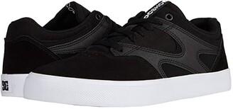 DC Kalis Vulc (Black/White) Skate Shoes