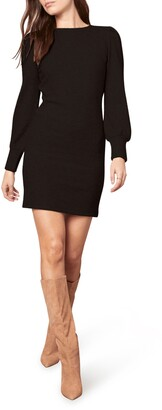 BB Dakota Knit The Scene Long Sleeve Sweater Dress